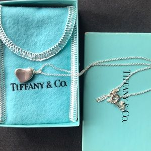 Tiffany & Co. Elsa Peretti Necklace